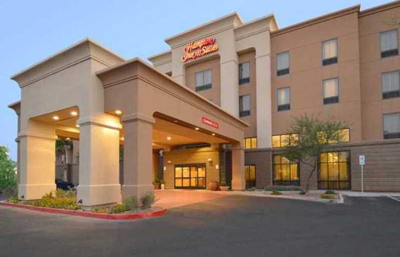 Hampton Inn and Suites Airport - Hotel - 0