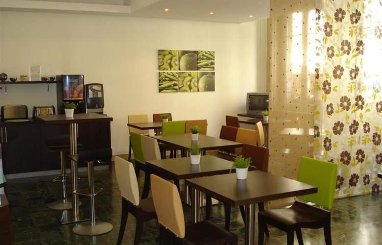 Best Western Hotel De Verdun - Restaurant - 30
