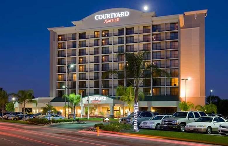 Courtyard Los Angeles Pasadena/Monrovia - Hotel - 7