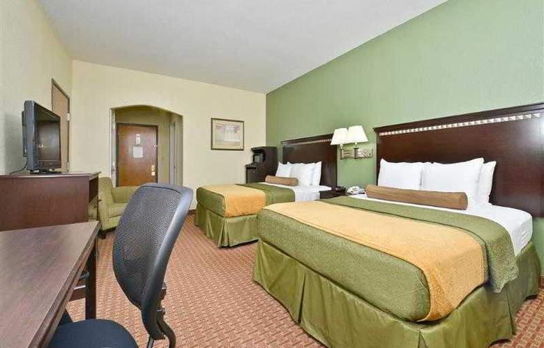 Best Western Greenspoint Inn and Suites - Hotel - 63