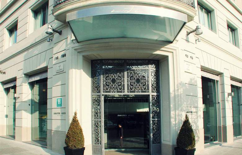 Amister Art Barcelona Sercotel - Hotel - 2