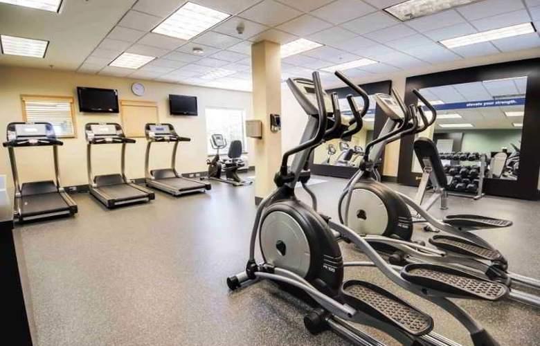 Hampton Inn & Suites Pinedale - Sport - 7