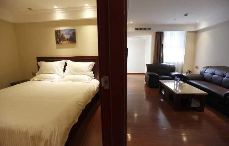 Green Tree Inn Hotel Jinhu Business Hotel - Room - 7