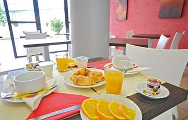 Appart'City Lyon Vaise Saint Cyr - Meals - 1