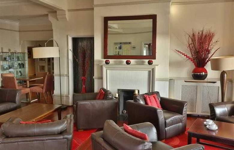 Best Western York House - Hotel - 42