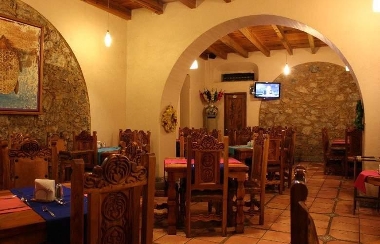 Agua Escondida - Restaurant - 3