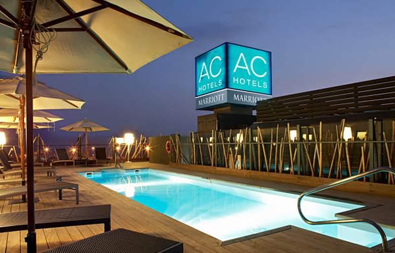 AC Alicante by Marriott - Pool - 2