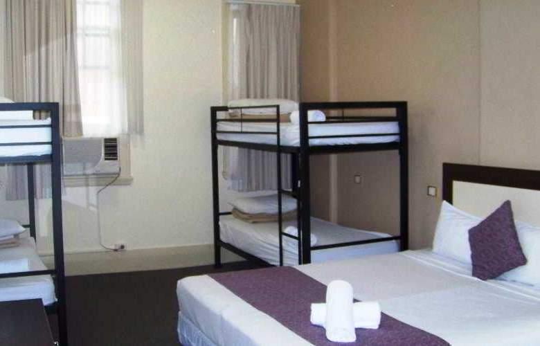 Aarons Hotel Sydney - Room - 4