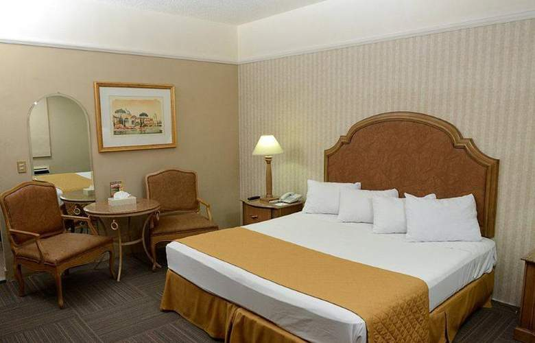 Best Western Centro de Monterrey - Room - 28