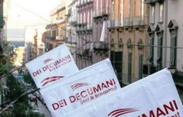 B&B Dei Decumani di Napoli - Hotel - 0