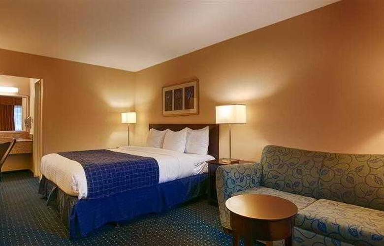 Best Western Annapolis - Hotel - 30