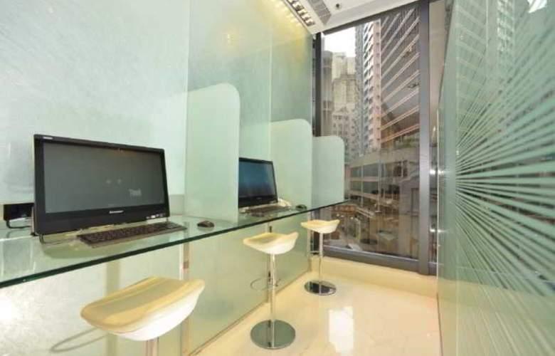 Iclub Sheung Wan Hotel - Hotel - 3