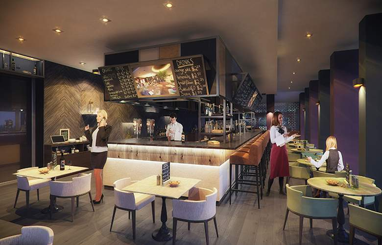 Corendon Vitality Hotel Amsterdam - Bar - 8