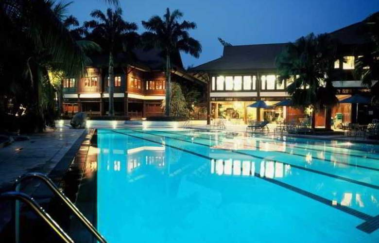Anugraha Boutique Hotel - Pool - 10