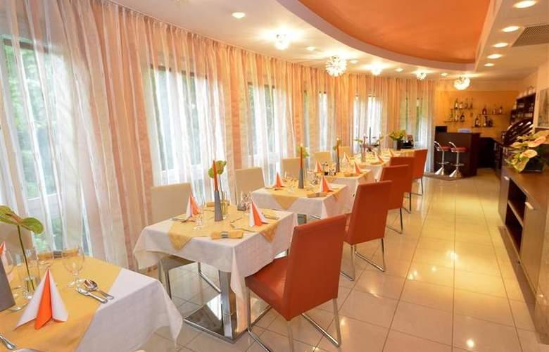 Best Western Hotel Antares - Restaurant - 88