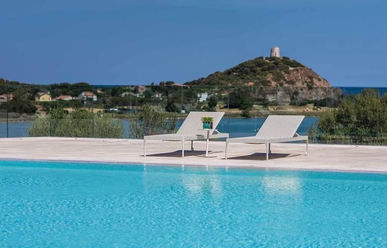 Chia Laguna – Hotel Laguna - Pool - 2