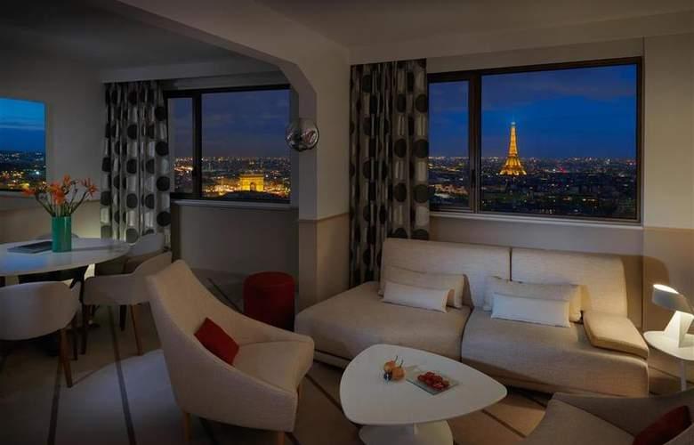 Hyatt Regency Paris Etoile - Hotel - 9