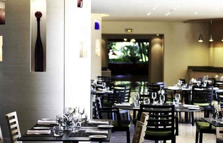 Novotel Cannes Montfleury - Hotel - 35
