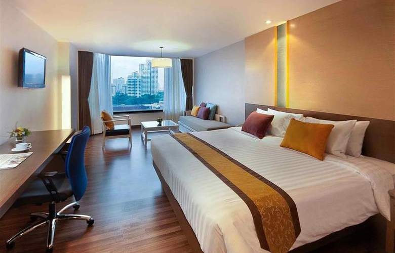 Bangkok Hotel Lotus Sukhumvit - Room - 33