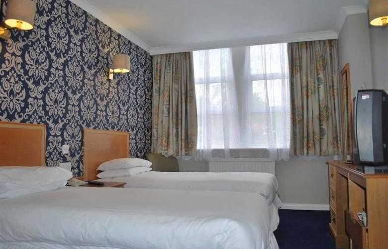 Best Western Cumberland - Hotel - 158