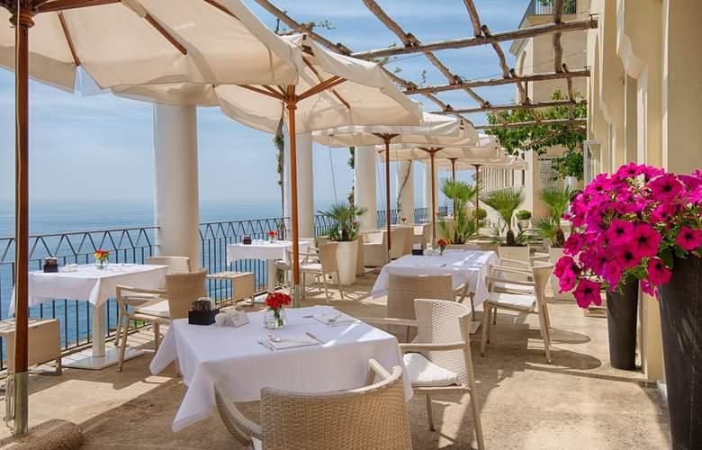 NH Collection Grand Hotel Convento di Amalfi - Terrace - 6