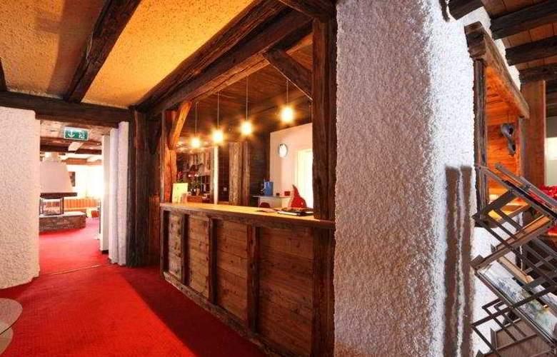 Graechen Swiss Quality Turm Hotel - General - 1