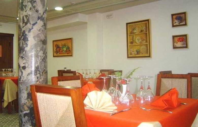 Al Andalus Torrox - Restaurant - 2