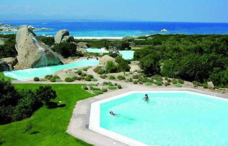 Resort Valle dell'Erica Talasso & Spa - Pool - 4