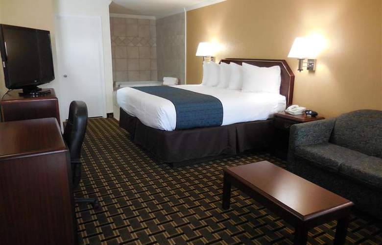 Best Western Garden Inn - Room - 38