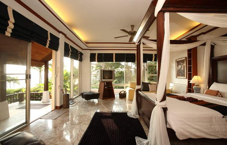Koh Chang Cliff Beach Resort - Room - 2