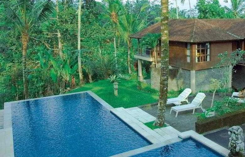Puri Saron Hotel Ubud - Pool - 8