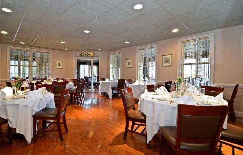 Best Western Plus Concordville Hotel - Restaurant - 113