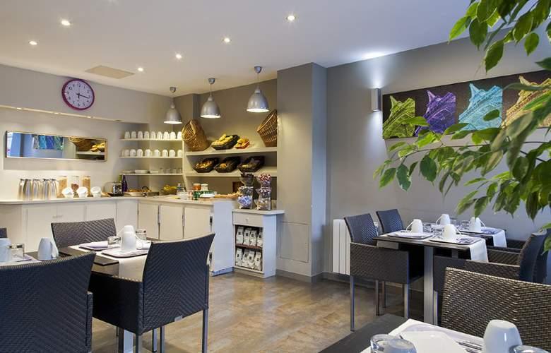 Timhotel Jardin Des Plantes - Restaurant - 8