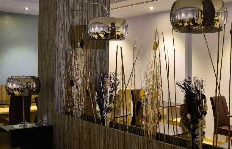 Sercotel Gran Hotel Botanicos - Restaurant - 3