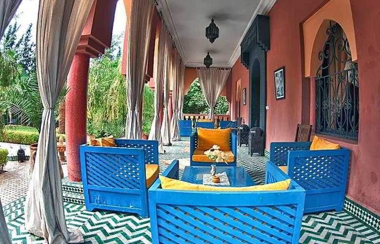 Villa Guest - Terrace - 10