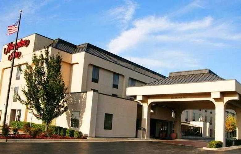 Hampton Inn Oklahoma City-I-40 E. (Tinker Air - Hotel - 0