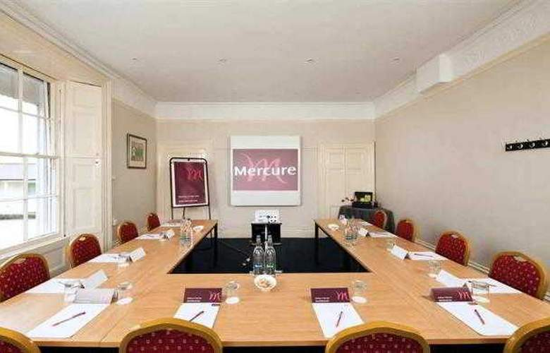 Mercure Bristol North The Grange - Hotel - 0