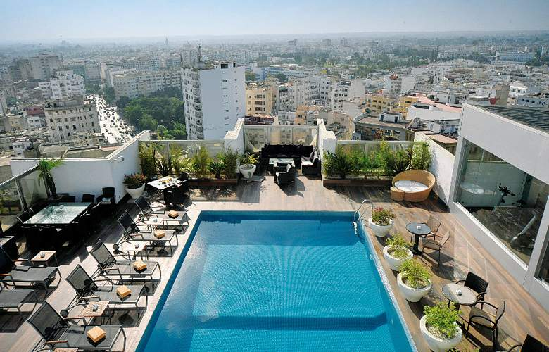 Mövenpick Casablanca - Pool - 8