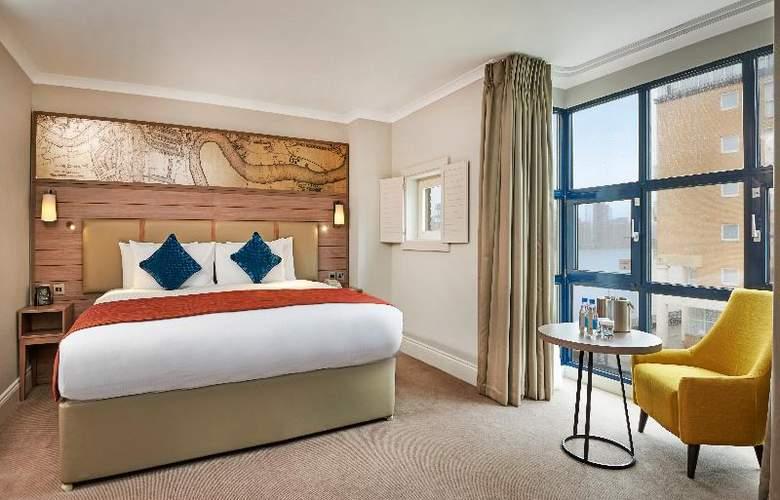 Hilton London Docklands Riverside - Room - 27