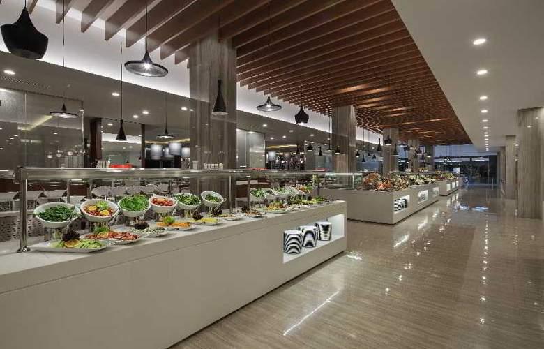The Sense De Luxe - Restaurant - 31