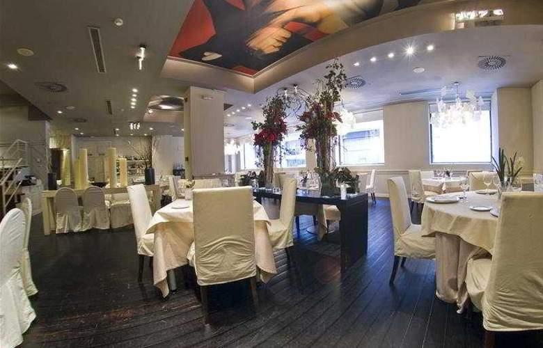 Mercure Bilbao Jardines de Albia - Restaurant - 21