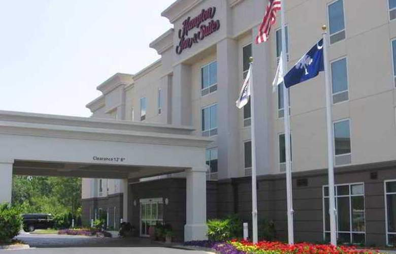 Hampton Inn & Suites Clinton - Hotel - 0