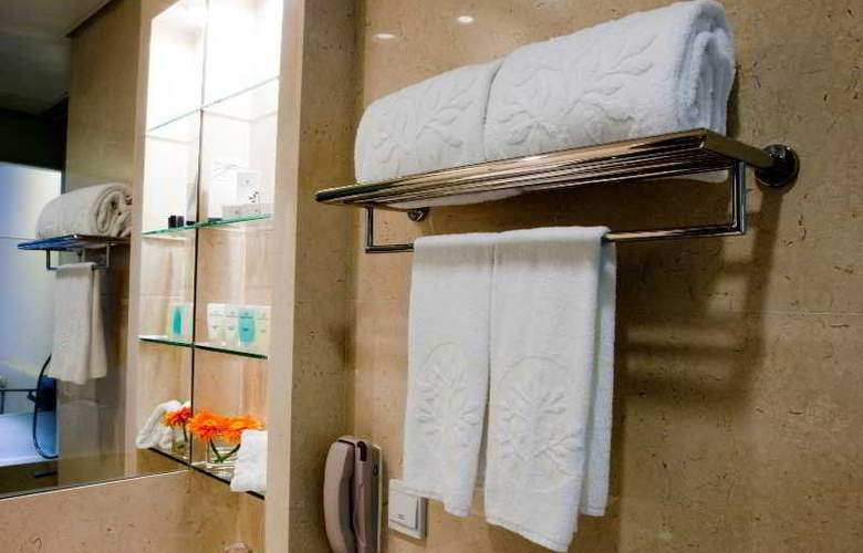 The Empire Hotel Kowloon - Room - 4