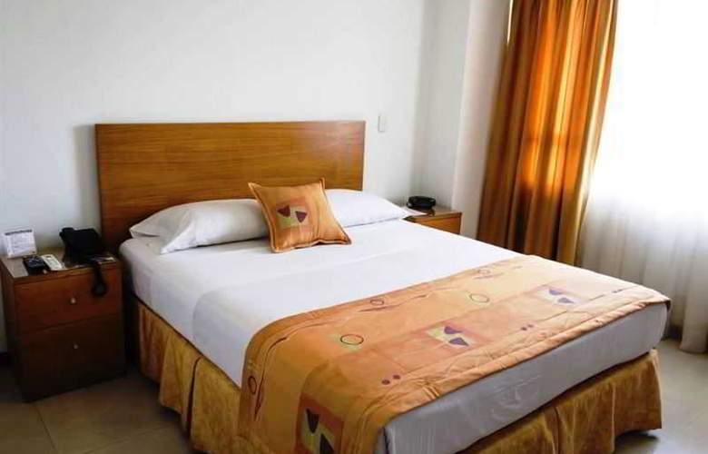 Portal del Rodeo Aparta Hotel - Room - 2