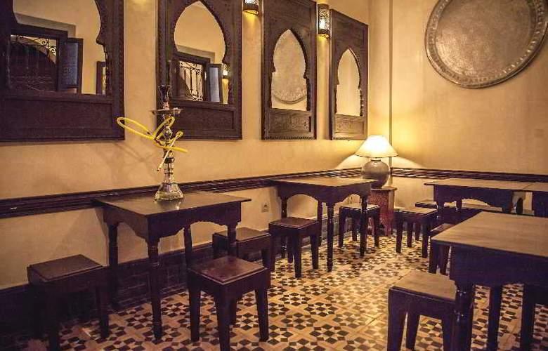 Riad Bazaar Cafe - Restaurant - 7