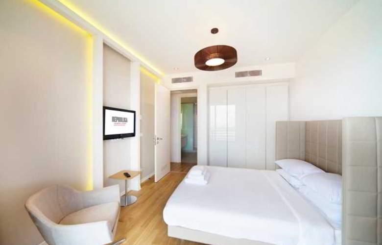 Republika Buyukcekmece Aparts - Room - 12