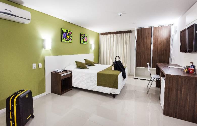 Sibara Flat hotel & Convençoes - Room - 3