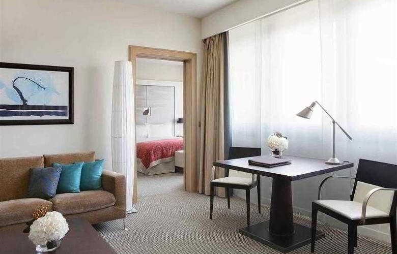 Sofitel Brussels Europe - Hotel - 13