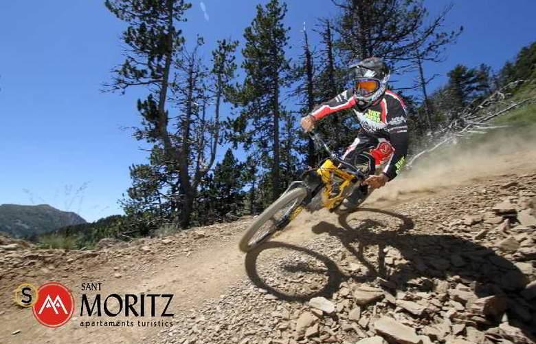 Apartamentos Sant Moritz - Sport - 45