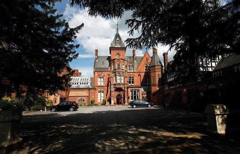 Best Western Bestwood Lodge - Hotel - 17